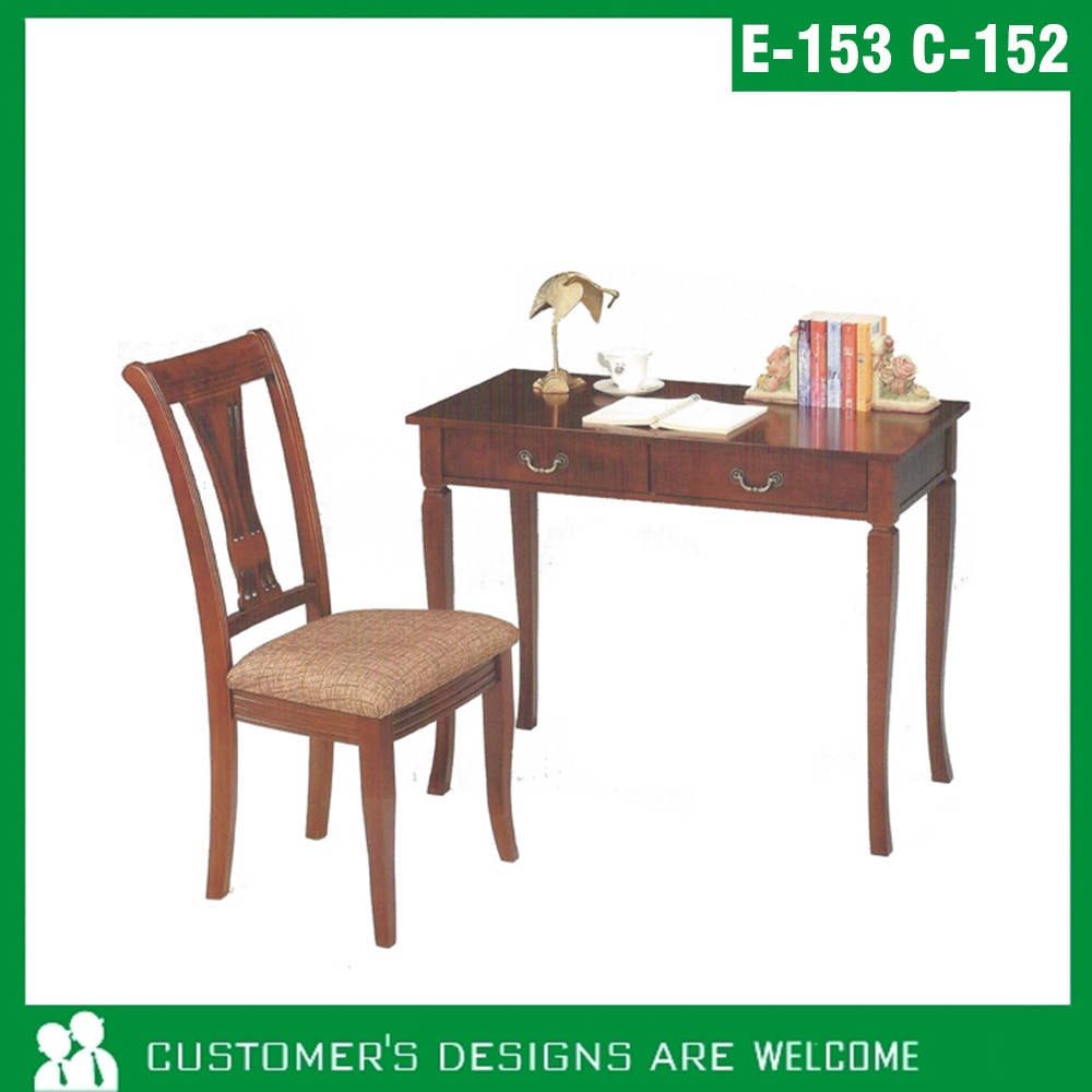 Office Desk C 152 Desk E 153 Chair Of Wooden Desk Furniture Furniture Parts
