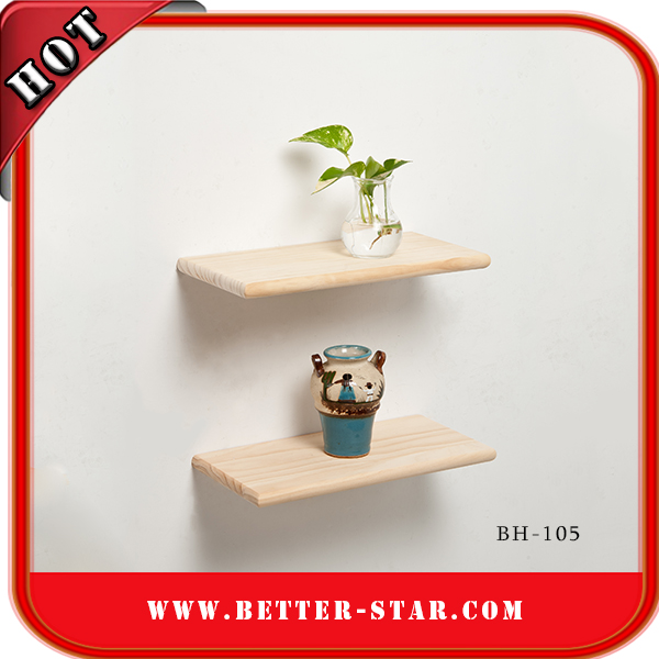 [BH-105] Wooden Floating Shelf