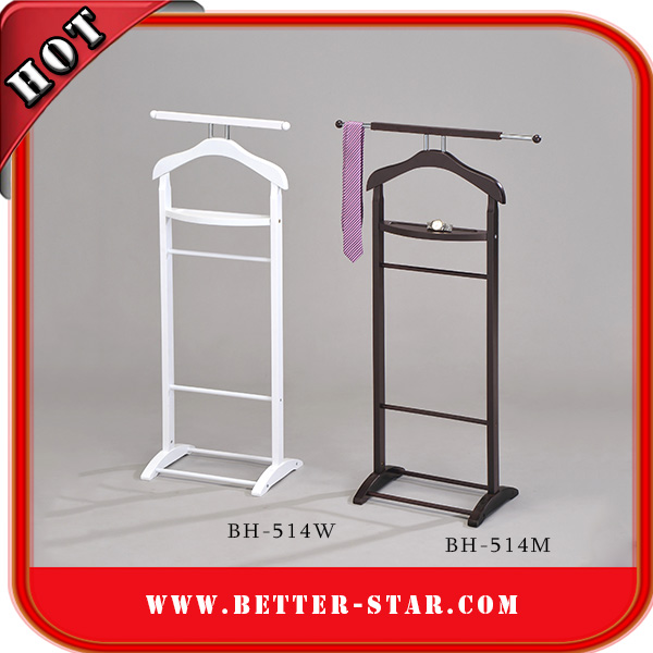 [BH-517, BH-517] Suit Valet Stand