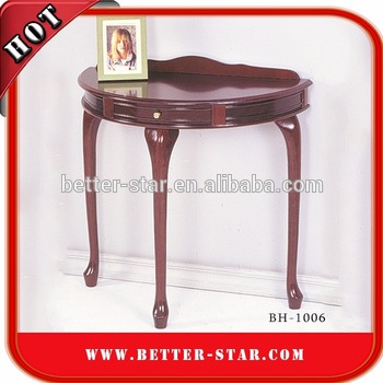 [BH-1006] Antique Wooden Dressing Table